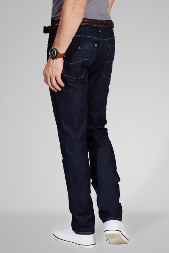 LEE Solid Skinny Fit Jeans