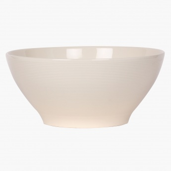 Nice And Easy Ceramic Salad Bowl