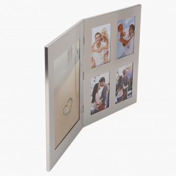 Valentino 5 Opening Book Style Photo Frame
