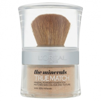 L'OREAL True Match Mineral Powder Foundation