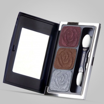 CHAMBOR Trio Eyeshadow