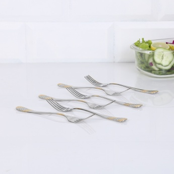 FNS Imperio Dessert Fork - Set Of 6 Pcs.