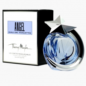 THIERRY MUGLER Angel The Refillable Comets Eau De Toilette