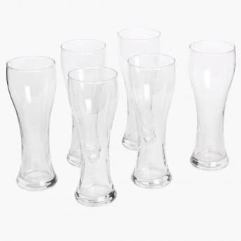 OCEAN Imperial Beer Glass Set- 560 ml: Set Of 6 Pcs.