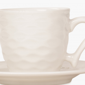 Brook SS16 Brook Cup And Saucer - 90 ml