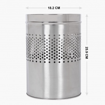 Derby Half Perforated Bin
