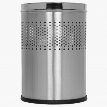 Derby Stainless Steel Half Perforated Bin