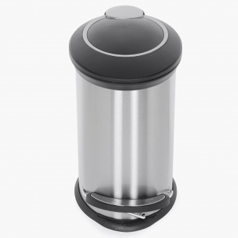 Josette Oval Soft Closed Pedal Bin-5 Ltr