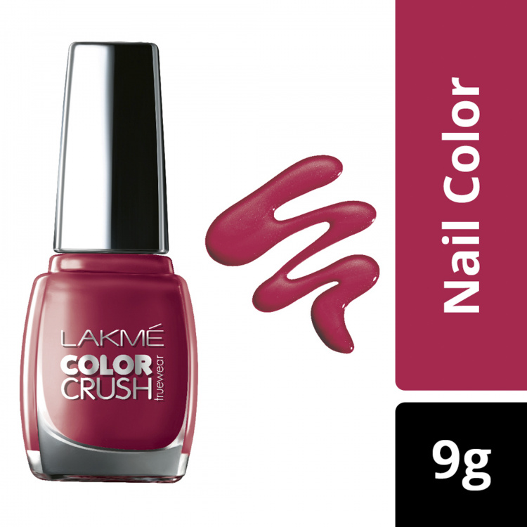 LAKME True Wear Colour Crush Nail Colour thumbnail