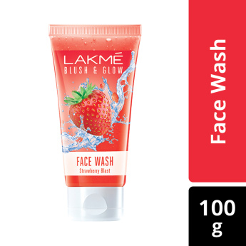 LAKME Fruit Blast Strawberry Cleanser thumbnail