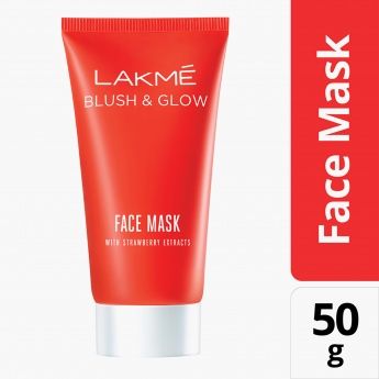 LAKME Blush and Glow Strawberry Cleanup Scrub thumbnail