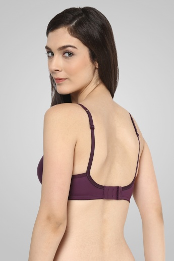 AMANTE Padded Underwired Bra