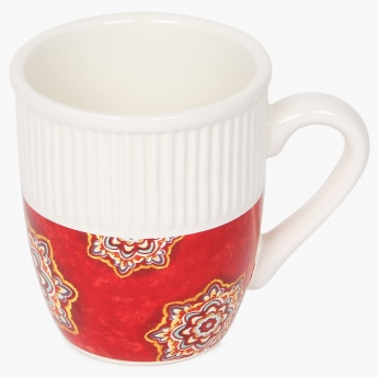 Dolomite Red Salmon Mug