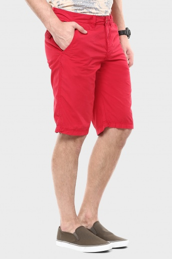 BREAKBOUNCE Casual Cotton Shorts