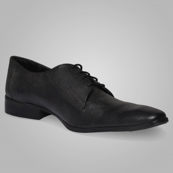 FRANCO LEONE Pointed Toe Shoes
