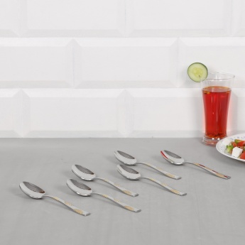 FNS Jazz Dessert Spoon - Set Of 6 Pcs.