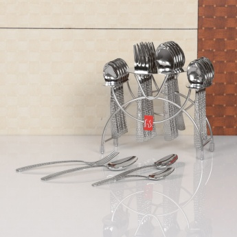 FNS Madrid Hanging Cutlery - Set Of 25 Pcs.