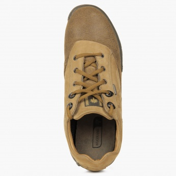 WOODLAND Casual Laceup Shoes