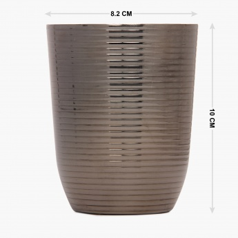 Oasis Stainless Steel Ribbed Tumbler