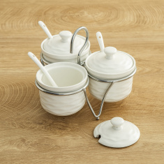 Brook Condiment Set - 7 Pcs.