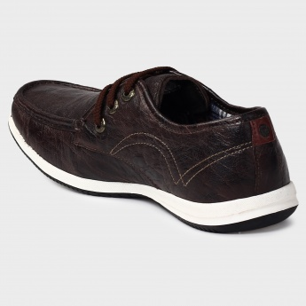 LEE COOPER Hard Core Lace Up Shoes