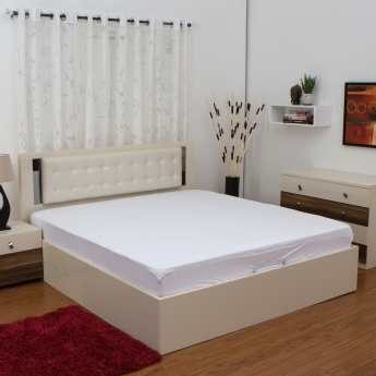 Marshmallow Double Bed Mattress Protector