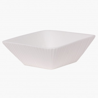 Alamode Bone China Square Bowl