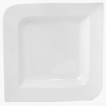 Alamode Bone China Soup Plate - 8.75 Inch