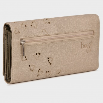 BAGGIT Flap & Fold Over Wallet