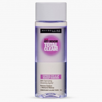 MAYBELLINE Total Clean Makeup Remover