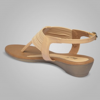 INC.5 Elasticated Ankle Strap Sandals
