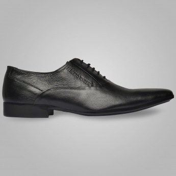 ALBERTO TORRESI Pointed Toe Oxford Shoes