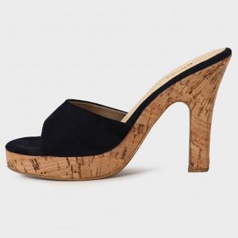 INC.5 Woody High Heels