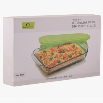 Trinity Baking Dish With Lid - 1.6 litre