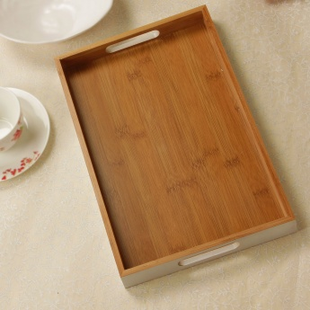 Edulis Bamboo Serving Tray