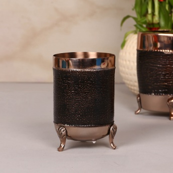 Austria Dual Colour Metal Tumbler