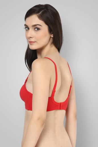AMANTE Seamless Underwired Bra