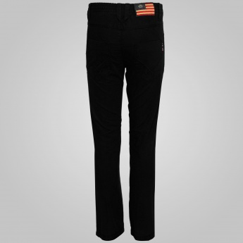 U.S. POLO ASSN. KIDS Solid Pants