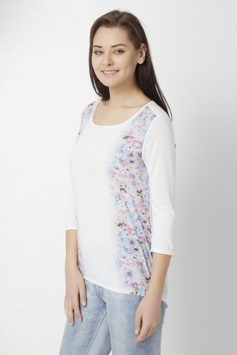 CODE 3/4th Sleeves Top