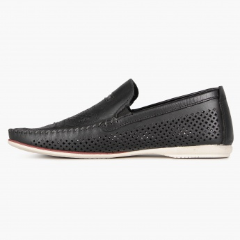RED TAPE Cutwork Loafers