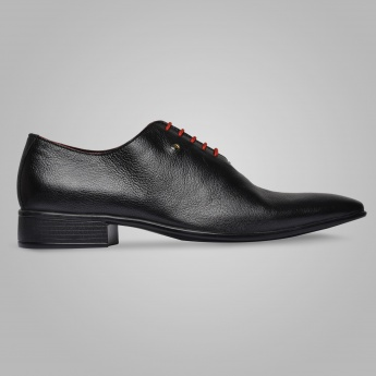ALBERTO TORRESI Seamless Formal Oxford Shoes