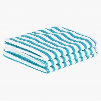 Indus Microfiber Towel-Set Of 3 Pcs.