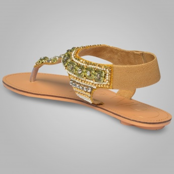 CATWALK Beaded Symphony Sandals
