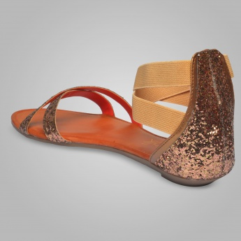 CATWALK Sequinned Bliss Sandals