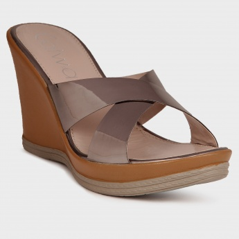 CATWALK Metallic Mix Wedges