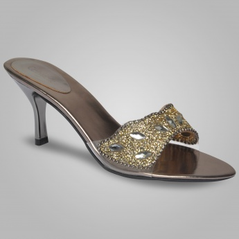 CATWALK Beaded Delight Heels