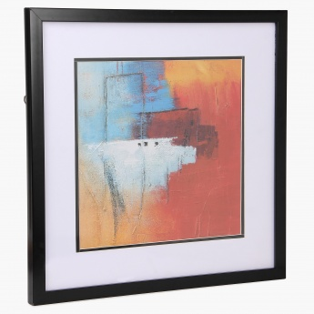 Abstract Picture Frame