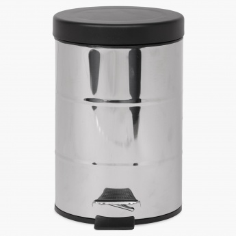 Thurstan Stainless Steel Dustbin - 3 litre