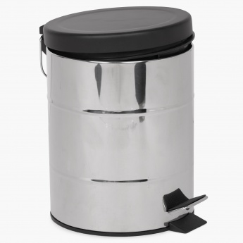 Thurstan Stainless Steel Dustbin - 5 litre