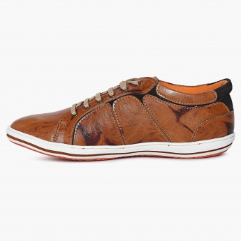 BUCKAROO Casual Tan Lace Ups